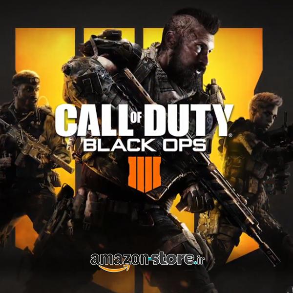 خرید اورجینال Call of Duty: Black Ops 4