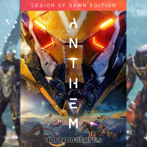خرید اورجینال Anthem Legion of Dawn Edition