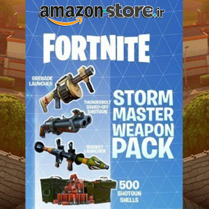 خرید اورجینال Fortnite: Storm Master Weapon Pack