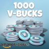 خرید Fortnite 1000 V-bucks