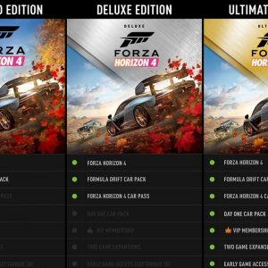 اکانت قانونی Forza Horizon 4 Ultimate Xbox One/Win10