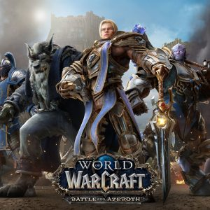 خرید اورجینال World of Warcraft: Battle for Azeroth   Lvl 110
