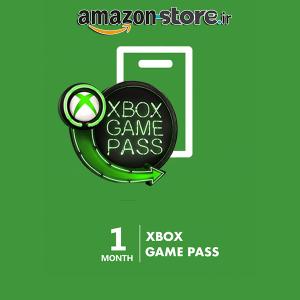 خرید گیفت کارت 1 ماهه Game Pass ایکس باکس