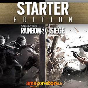 خرید اورجینال Rainbow Six Siege: Starter Edition
