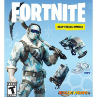 خرید اورجینال کد Fortnite Deep Freeze Bundle