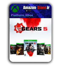 خرید کد باندل Gears 5: Bundle Pack Xbox One